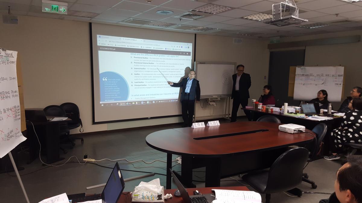 Lead Tutor & Tutor Presentation